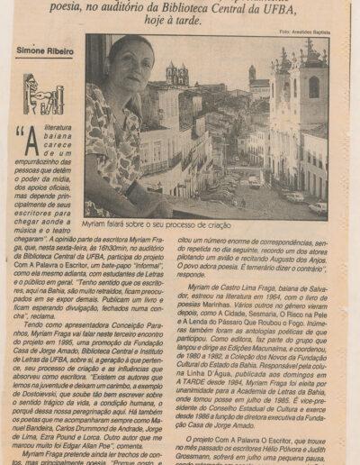 A Tarde - 02-06-1995