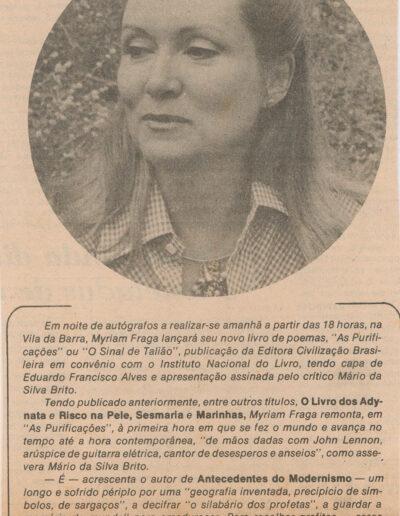 A Tarde - 07-10-1981