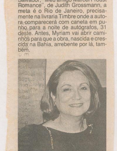 A Tarde - 10-07-1995