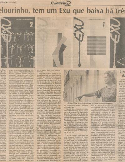 A Tarde - 12-04-1991