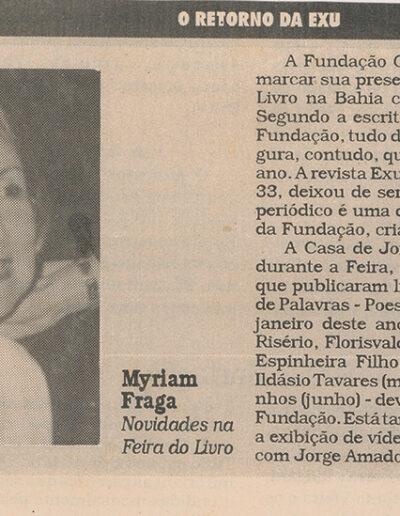A Tarde - 14-05-1996