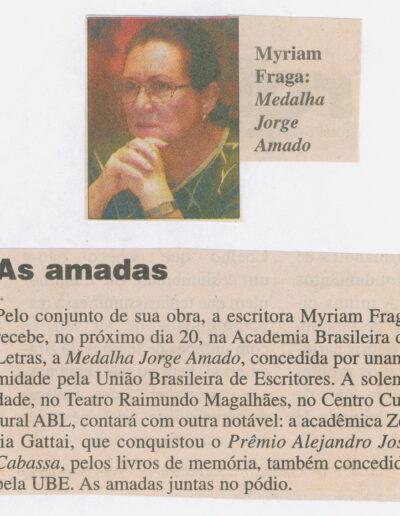 A Tarde - 14-09-2002