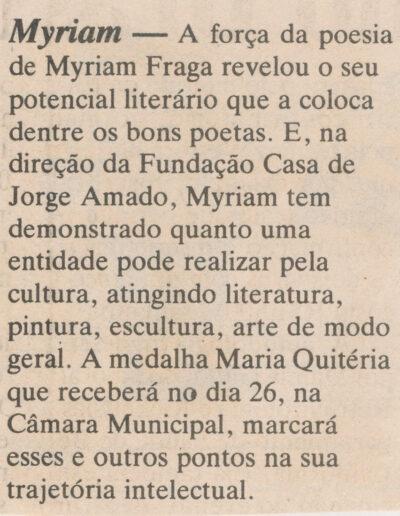 A Tarde - 24-09-1996