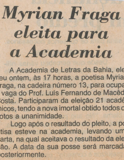 A Tarde - 25-04-1985