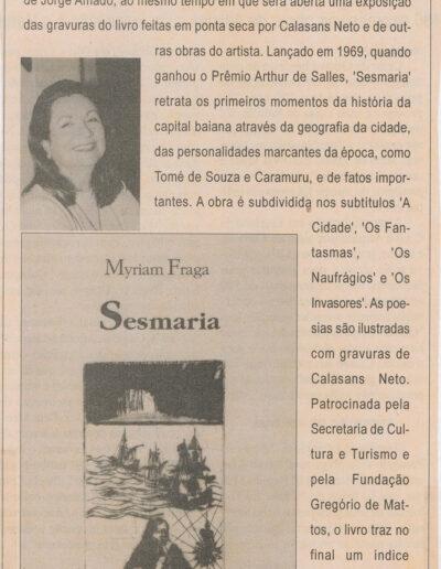 A Tarde - 18-12-2000