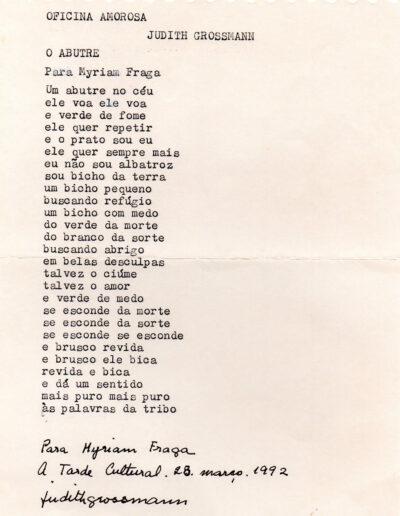 Judith Grossmann