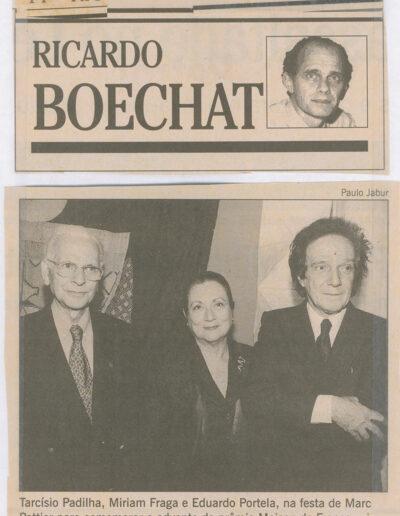 O Globo - 18-05-2001
