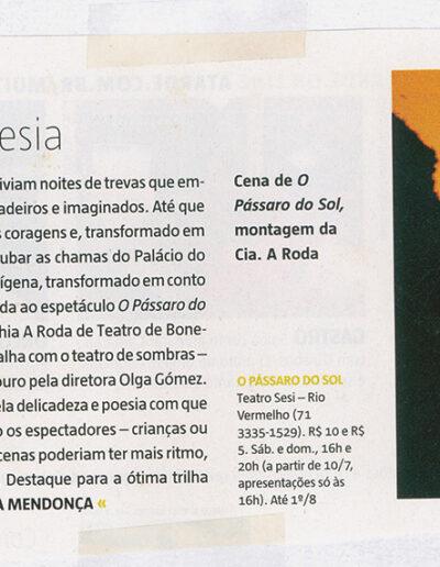 Revista Semanal - 13-06-2010